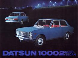 Datsun 1000 - Retro JDM
