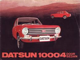 Datsun 1000 2 door - Datsun 1000