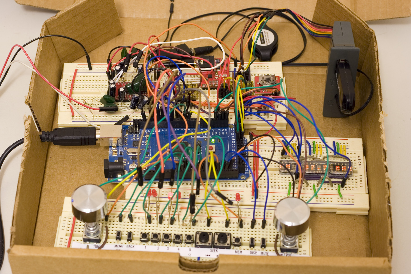 Solved Answeredwhy Not Use An Arduino For Professional Project Please Rip Apart My Circuit Design Electrical Engineering Does This Answer Ops Question