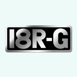 18R-G Engine Sticker