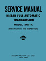 Datsun Service Manual - Full Automatic Transmission - 3N71A