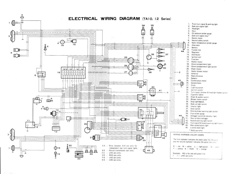 toyota celica service manual chassis 1971 page 09 23 100dpi retro jdm
