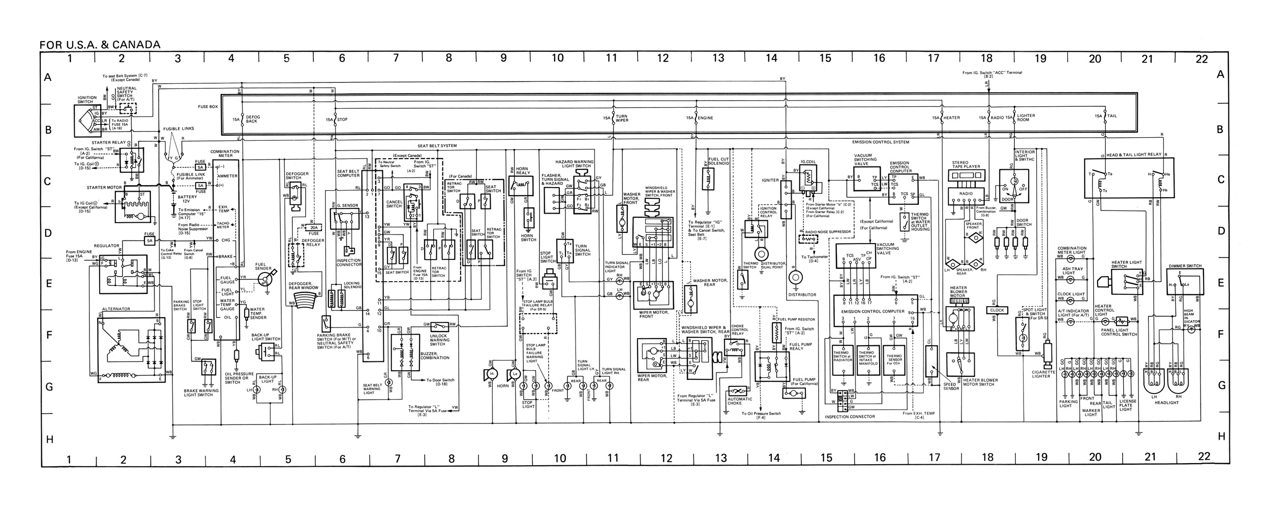 1974 Toyota Corolla Wiring Diagram Electrical Diagrams Corona 1972 Online Manual Sharing Service Body Page 04 06 100dpi 2013