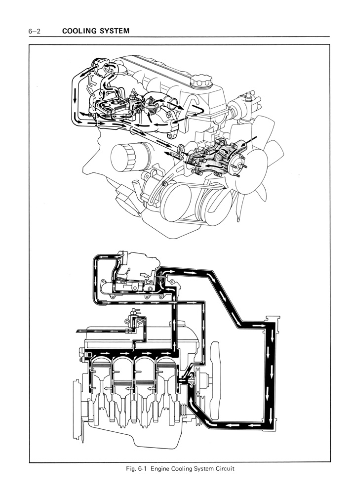 Toyota 20r Engine Diagram
